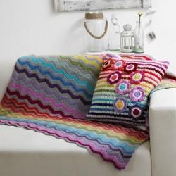 Stylecraft Homeware - Crochet - Pattern 9091