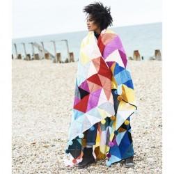 Stylecraft Special DK Blanket Pattern 9683