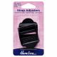 Strap Adjustable Buckle: Black: 32mm