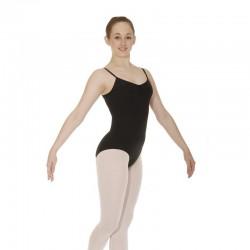Roch Valley Cotton Lycra Ruched Front Dance Leotard - Helene