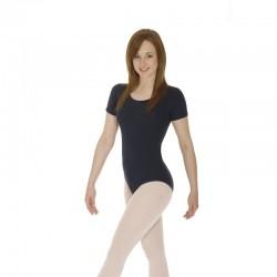 Roch Valley Cotton Lycra Short Sleeved Dance Leotard CSSL