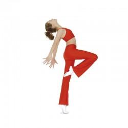 Roch Valley Nylon Lycra Dance Bootleg Jazz Pants