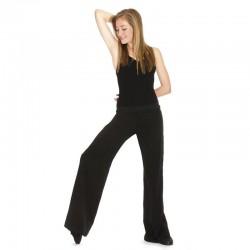 Roch Valley Cotton Lycra Dance Hipster Jazz Pants
