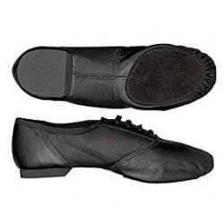 Capezio Split Sole Leather Jazz Shoes 458