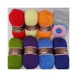 Rainbow Pom Pom Pack