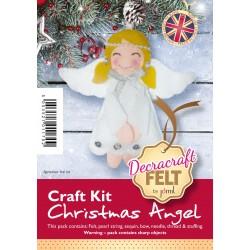 Jomil Felt Christmas Angel Craft Kit