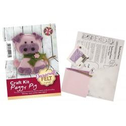 Jomil Felt Pig Craft Kit