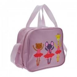 Ballet bag with Dancing Animals