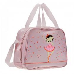Pink Star Ballerina Ballet Bag