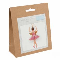 Trimits Felt Sugar Plum Fairy Craft Kit