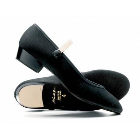 Katz Low Heel Syllabus Canvas Character Shoes