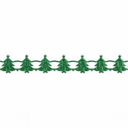 Metallic Christmas Tree Trim