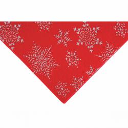 Glitter Snowflake Felt