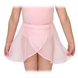 Georgette Wrapover Ballet Skirt