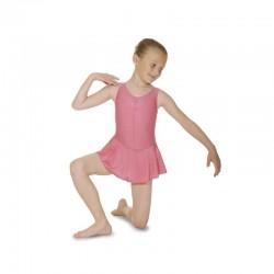 ISTD Skirted Dance Leotard from Roch Valley