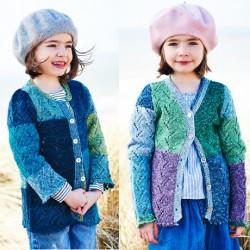 Stylecraft Childs Batik Swirl Pattern 9539