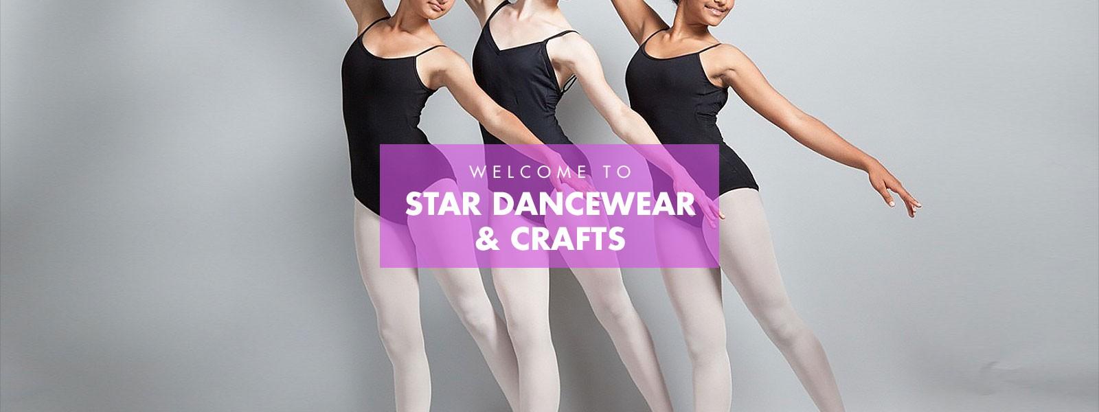 Welcome to Star Dancewear & Crafts